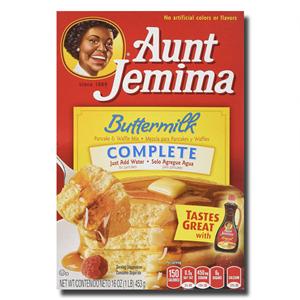 Aunt Jemima Buttermilk Complete Mix 453g