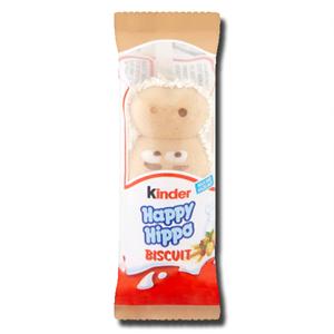 Kinder Happy Hippo Biscuit Hazelnut 20.7g