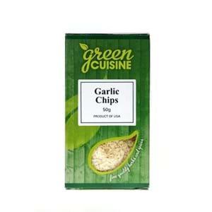 Green Cuisine Garlic Chips