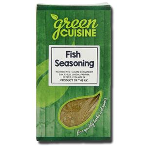 Green Cuisine Fish Seasoning