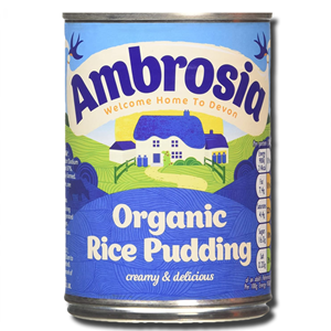 Ambrosia Organic Rice Pudding 400g