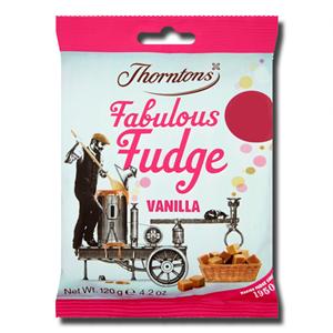 Thornthons Vanilla Fudge 120g