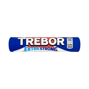 Trebor Extra Strong Spearmint Roll 41.3g