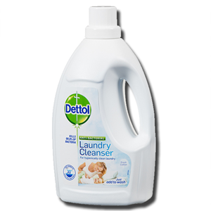 Dettol Laudry Cleanser Anti-Bacterial 1L