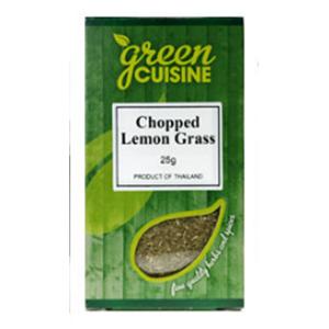 Green Cuisine Chopped Lemon Grass