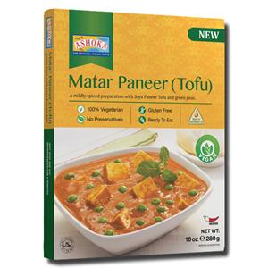 Ashoka Matar Paneer (Tofu) 280g