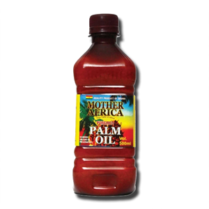 Mother Africa Palm Oil 500ml