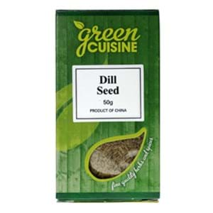 Green Cuisine Dill Seed 50g