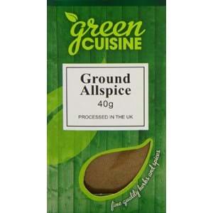 Green Cuisine ground Allspice 40g