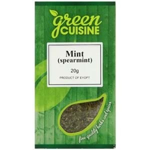 Green Cuisine Mint (Spearmint) 20g