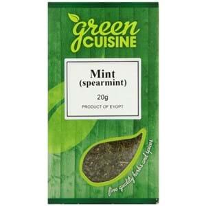 Green Cuisine Mint (Spearmint) 20g