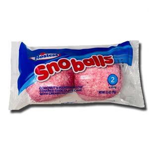 Hostess Sno Balls 2 Pack 99g