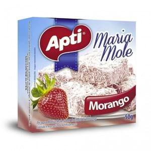 Apti Maria Mole Morango 50g
