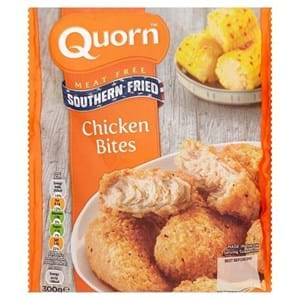 Quorn Hot & Spicy Southern Fried Chicken Bites 300g