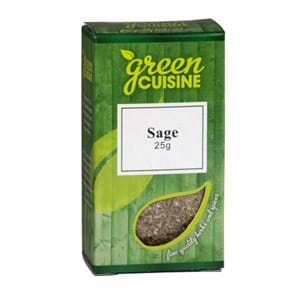 Green Cuisine Sage 25g
