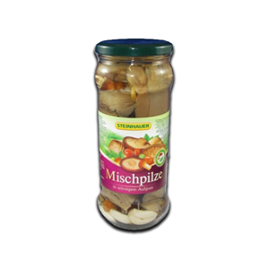 Steinhauer Marinated Mix Mushrooms 530g