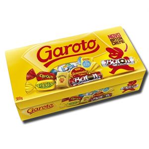 Garoto Sortido 250g