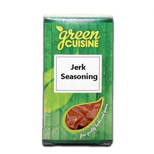 Green Cuisine Jerk Sesoning 40g