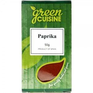 Green Cuisine Paprika 50g