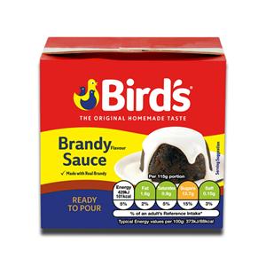 Bird's Brandy Sauce 465g