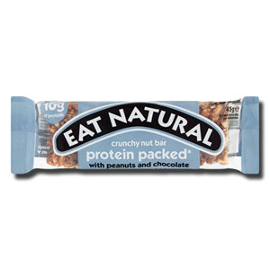 Eat Natural Crunchy Nut Bar Peanuts and Chocolate 45g