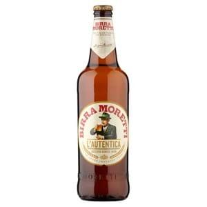 Birra Moretti L'Autentica Beer 660ml