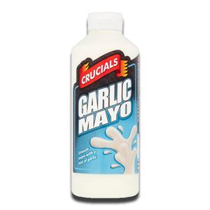 Crucials Garlic Mayo 500ml