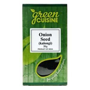 Green Cuisine Onion Seed (kalongi)