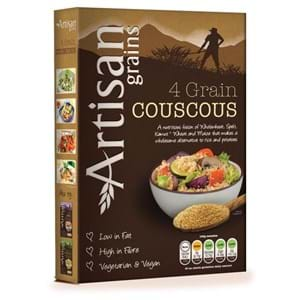 Artisan Grains 4 Grain Couscous 200g