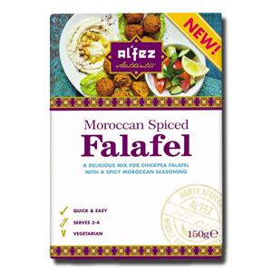 Al'Fez Moroccan Spiced Falafel 150g