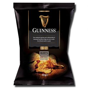 Guinness Burts Potato Chips 150g