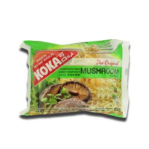 Koka Mushroom Noodles 85g