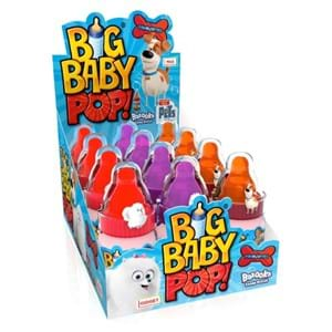 The Secret Life of Pets Big Baby Pop 32g