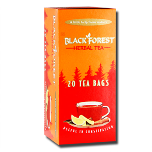 Black Forest Herbal Tea 20'