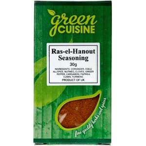 Green Cuisine Ras-el-Hanout Seasoning 30g