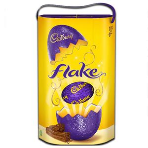 Cadbury Tube Flake Egg 249g