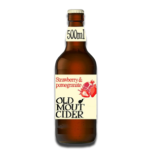 Old Mout Cider Pomegranate & Strawberry 500ml