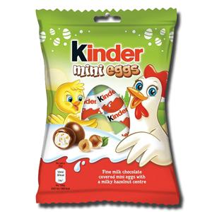 Kinder Mini Eggs 75g