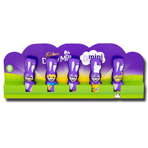 Cadbury Mini Bunnies 5's