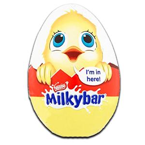 Nestlé Milkybar Chick White Egg 100g