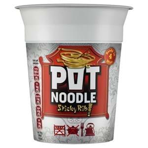 Pot Noodle Spicy Rib 90g