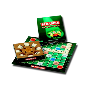 Scrabble Chocolate Game 90g