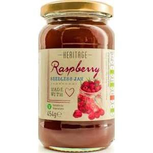Heritage Raspberry Jam 454g