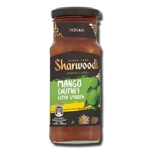 Sharwood's Mango Chutney Extra Smooth 360g