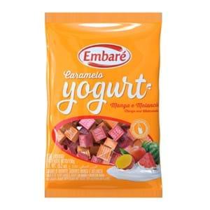 Embaré Caramelo Yogurt Frutos Exóticos 1UN (cx125)