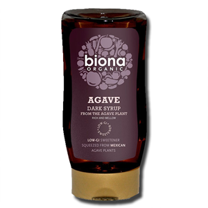 Biona Agave Dark Syrup 250ml