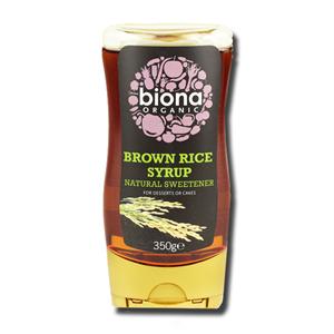 Biona Organic Brown Rice Syrup Sweetener 350g