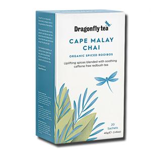 Dragonfly Tea Cape Malay Chai Rooibos 20's