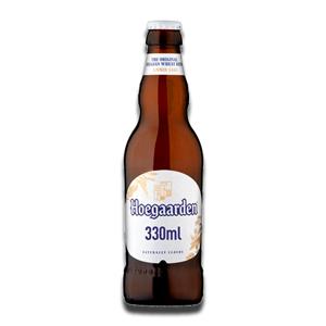 Hoegaarden Belgian Wheat Beer 4,9% 330ml