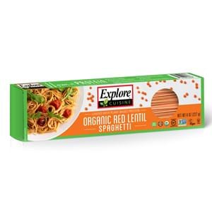 Explore Red Lentil Spaghetti 250g